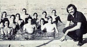 Buchser JV Water Polo