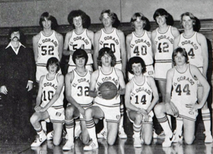 J.V. 77' -Coach Phil Oats