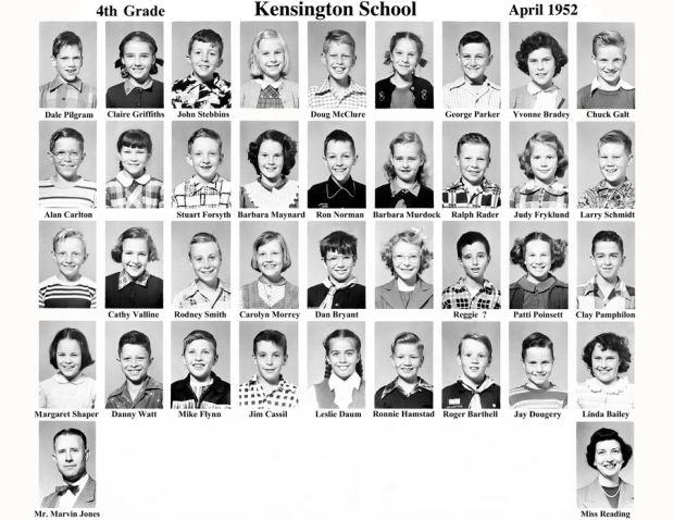 4th Grade Kensington- Readingss